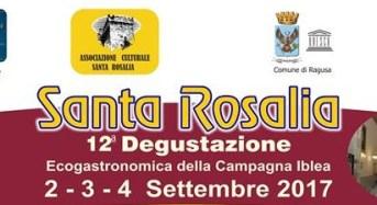 Ragusa, festeggiamenti in onore di Santa Rosalia