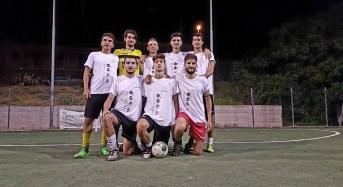 """Giarratana, calcio a cinque in notturna. Vince il torneo la squadra """"I Belli di Notte"""""""