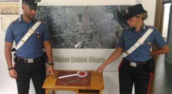 Palermo, armato di coltello ruba una collana. In manette un palermitano
