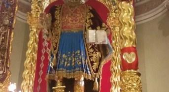 Chiaramonte Gulfi, celebrazioni in onore del Patrono San Vito