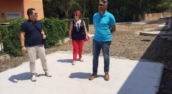 Pachino, nuovo parco giochi nell'asilo nido di via Mazzini