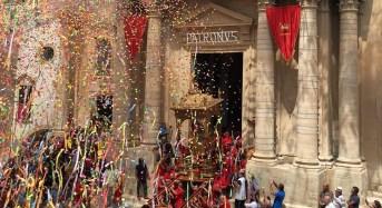 """Domani a Giarratana la """"Sciuta"""" di San Bartolomeo"""
