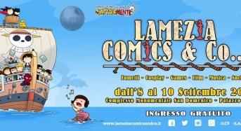 Tutto pronto per la Nona Edizione del Lamezia Comics & Co…