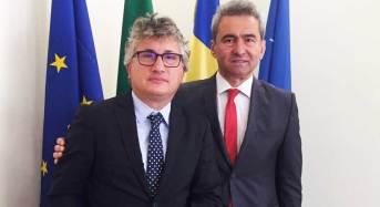 Vittoria. L'assessore Occhipinti incontra a Roma un ministro rumeno