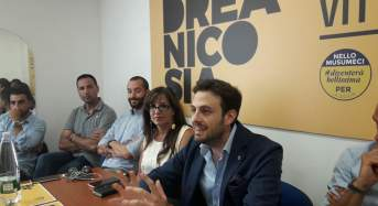 La Sicilia al Voto: Andrea Nicosia si candida all'ARS – VIDEO INTERVISTA