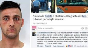 Borseggiatori, a Palermo le foto segnaletiche a bordo dei Bus – Non siete graditi a bordo