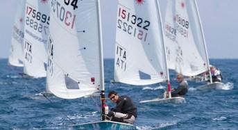 Grande evento al porto turistico di Marina di Ragusa dal 2 al 4 novembre con la prima Italia Cup Classe Laser promossa dal Cvk