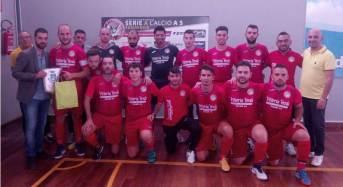 Vittoria Sporting Futsal: Esordio vincente per la squadra maschile 5-0 all'Holimpia Siracusa