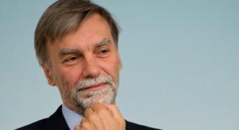 """La visita del ministro Delrio: """"Il porto di Palermo deve correre"""""""
