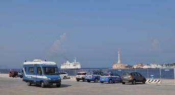 Messina. Altra tappa per il Progetto Camper. La Polizia di Stato a scuola con i ragazzi dell'Istituto Superiore Minutoli