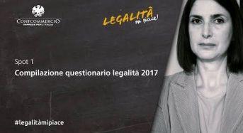 """Ragusa, V edizione della giornata di Confcommercio """"Legalità, mi piace""""."""