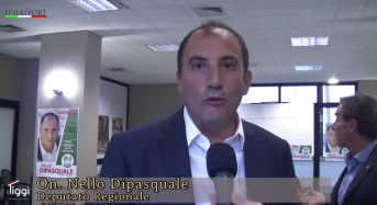 """Consorzio di Bonifica di Ragusa, on. Dipasquale (PD): """"Inqualificabile l'indifferenza di Musumeci"""""""