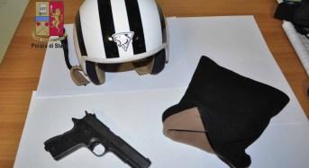 La Polizia di Stato arresta pluripregiudicato messinese: aveva cercato di rapinare quattro malcapitati. La Polizia di Stato arresta pluripregiudicato messinese: aveva cercato di rapinare quattro malcapitati