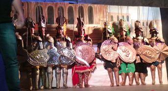 L'opera dei pupi della famiglia Sortino ha fatto centro domenica scorsa al piccolo teatro della Badia di Ragusa