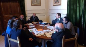 Chiaramonte Gulfi. Rilanciare la progettazione europea alla luce della pubblicazione dei bandi, la CNA ha incontrato i sindaci della comunità montana