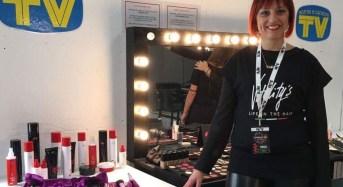 Riconfermata a Sanremo l'hairstylist pozzallese Antonella Galazzo