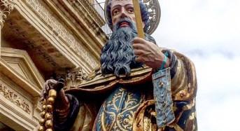 Giarratana, sabato al via i festeggiamenti in onore di Sant'Antonio Abate