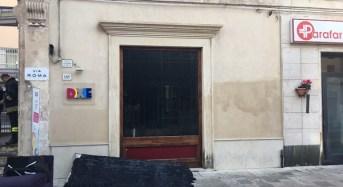 """Ragusa. Un locale che ospita un'agenzia di viaggi dato alle fiamme in via Roma, Territorio Ragusa: """"Emergenza microcriminalità"""""""