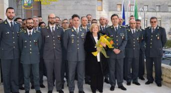 Saluto di commiato del Prefetto alla Guardia di Finanza di Ragusa