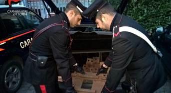 Vittoria. Rubano una tonnellata e mezza di acciaio dalla rete ferroviaria: carabinieri arrestano due persone.