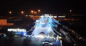 Il Circo Amedeo Orfei con il suo strepitoso show a Racale