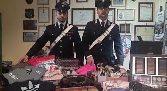 Palermo. Recuperati 400 articoli trafugati dall'Oviesse, 48enne denunciata dai carabinieri per ricettazione