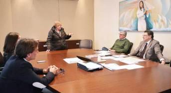 Il comitato per l'apertura del nuovo ospedale di Ragusa ricevuto dal manager Asp Ficarra