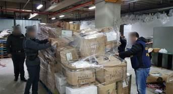 Palermo. Sequestrati oltre 210 mila prodotti potenzialmente pericolosi