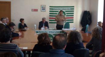 Ieri l'assemblea dei dipendenti INPS di Ragusa promossa dalla CISL FP con il coordinatore nazionale Scilinguo