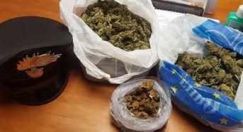 Un arresto a Maletto per droga