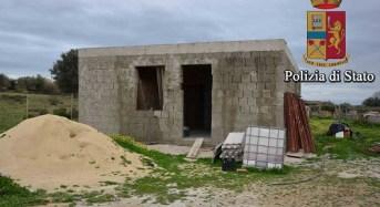 Controllate costruzioni abusive nel territorio di Vittoria