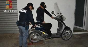 Ragusa. Lotta ai furti. Rubano un ciclomotore. Due rumeni arrestati dalla Polizia di Stato
