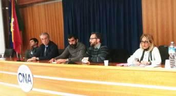 Ragusa. L'assessore Zanotto incontra gli imprenditori delle zone artigianale e industriale nella sede CNA