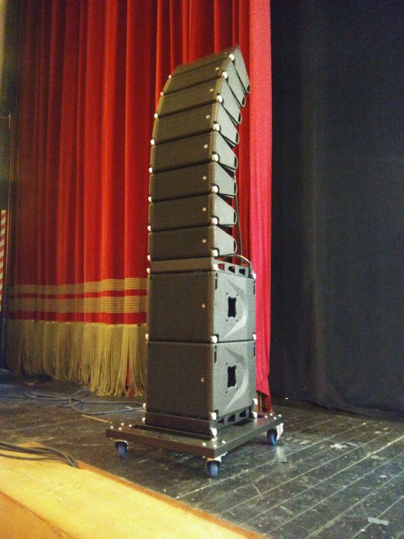 Impianti tecnici per teatri cinema e auditorium  Italtecnica Snc