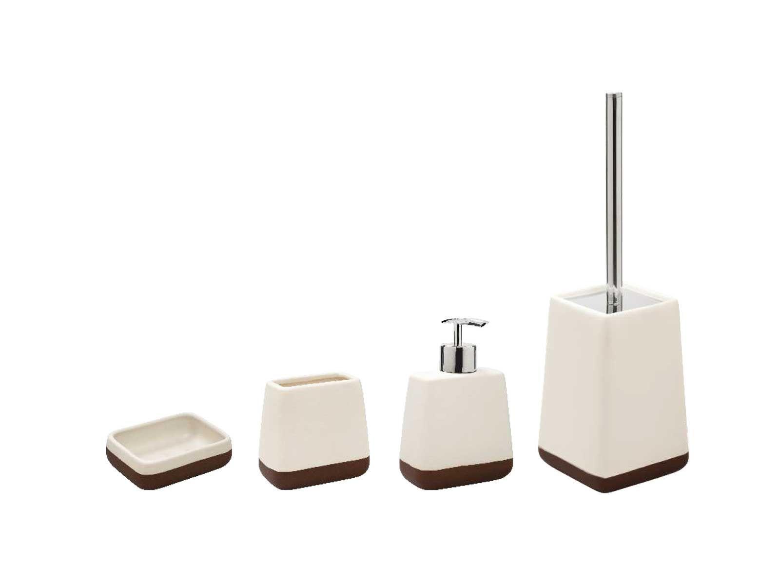 Set accessori bagno Zen Metaform