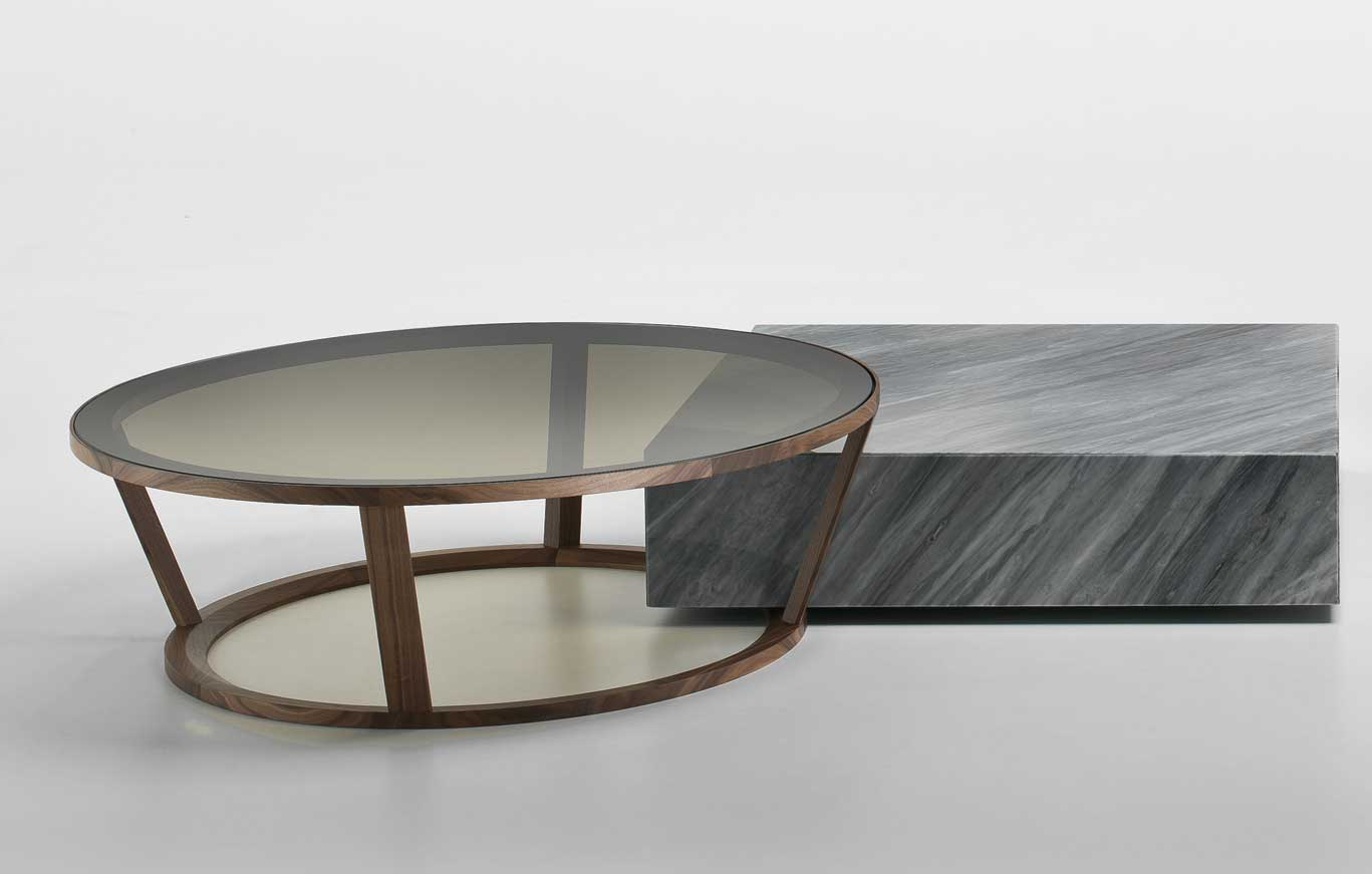 niky round coffee table 100x31 idd