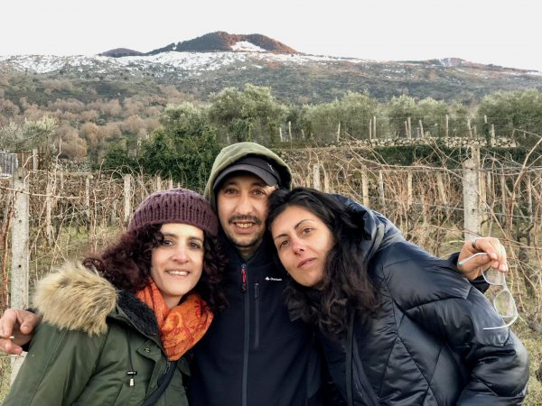10 moments in Sicily: Vini Scirto on Etna