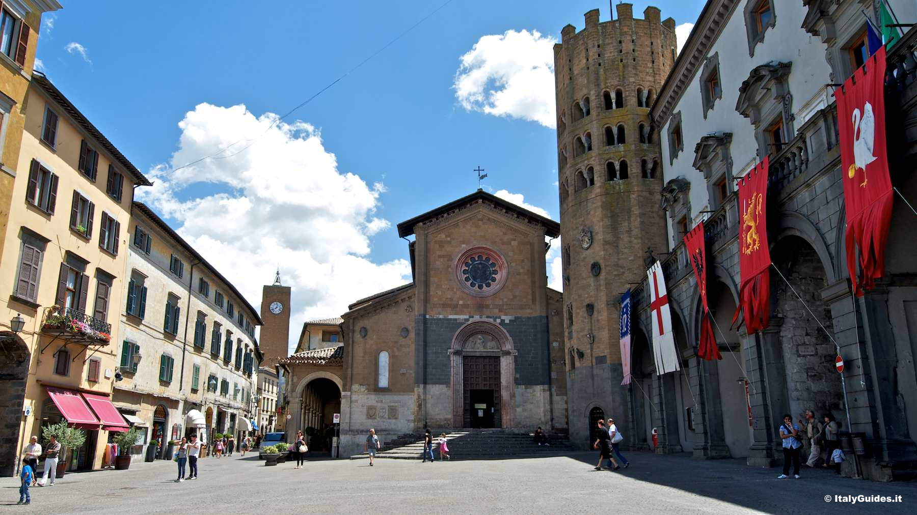 Le foto di Orvieto galleria fotografica  ItalyGuidesit