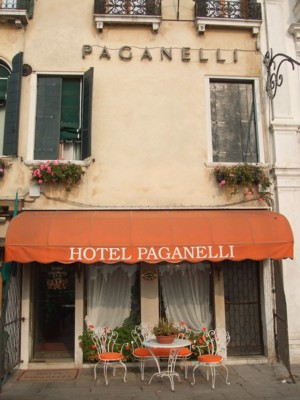 Hotel Paganelli Venice Hotel Review Italy Heaven