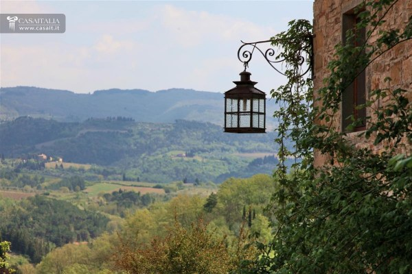 Tuscany Selling Winery in Chianti