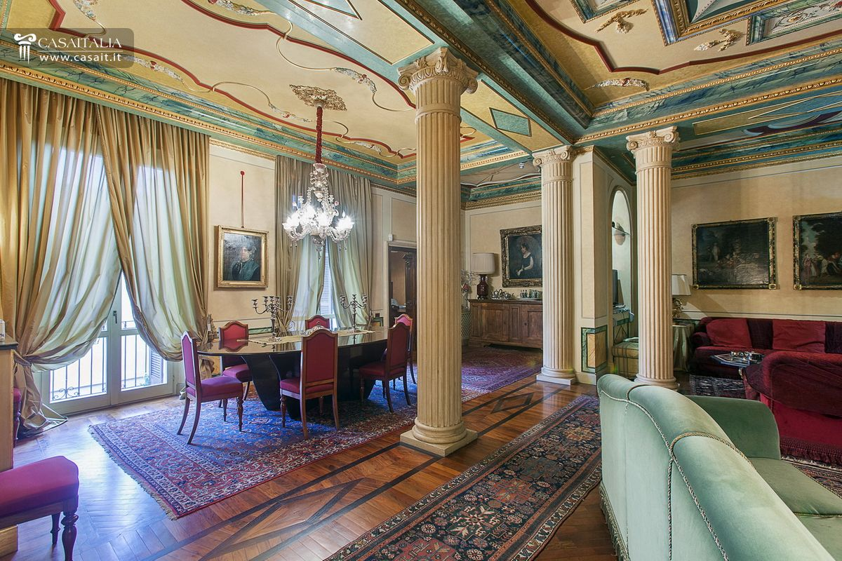 Luxury apartment for sale in Cremona  Lombardy  Italy