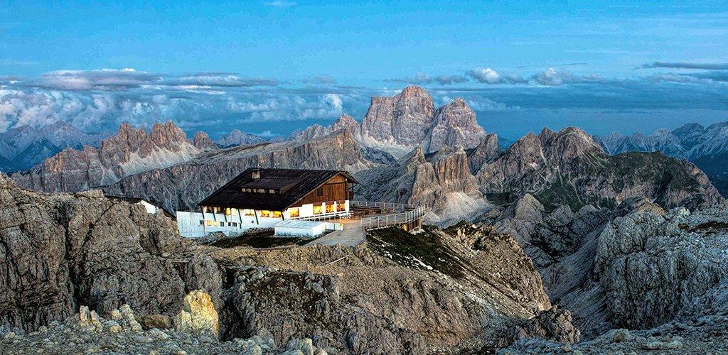 Tour Rifugio Lagazuoi  Dolomiti  MS Travel Snc di Bonomo Marcello  C