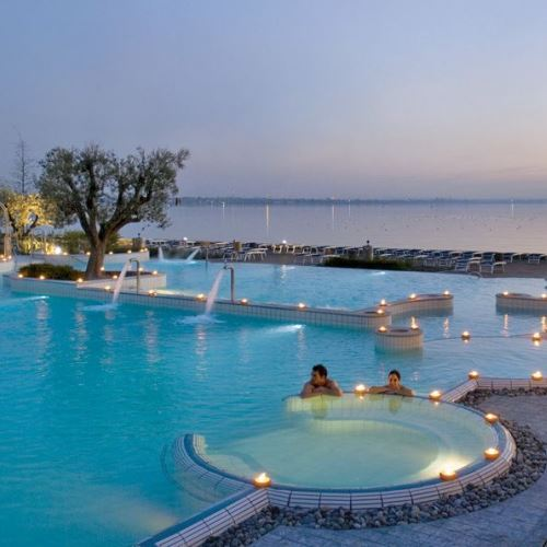 Thermal center and Wellness Resort Italy  Luxury Hotel