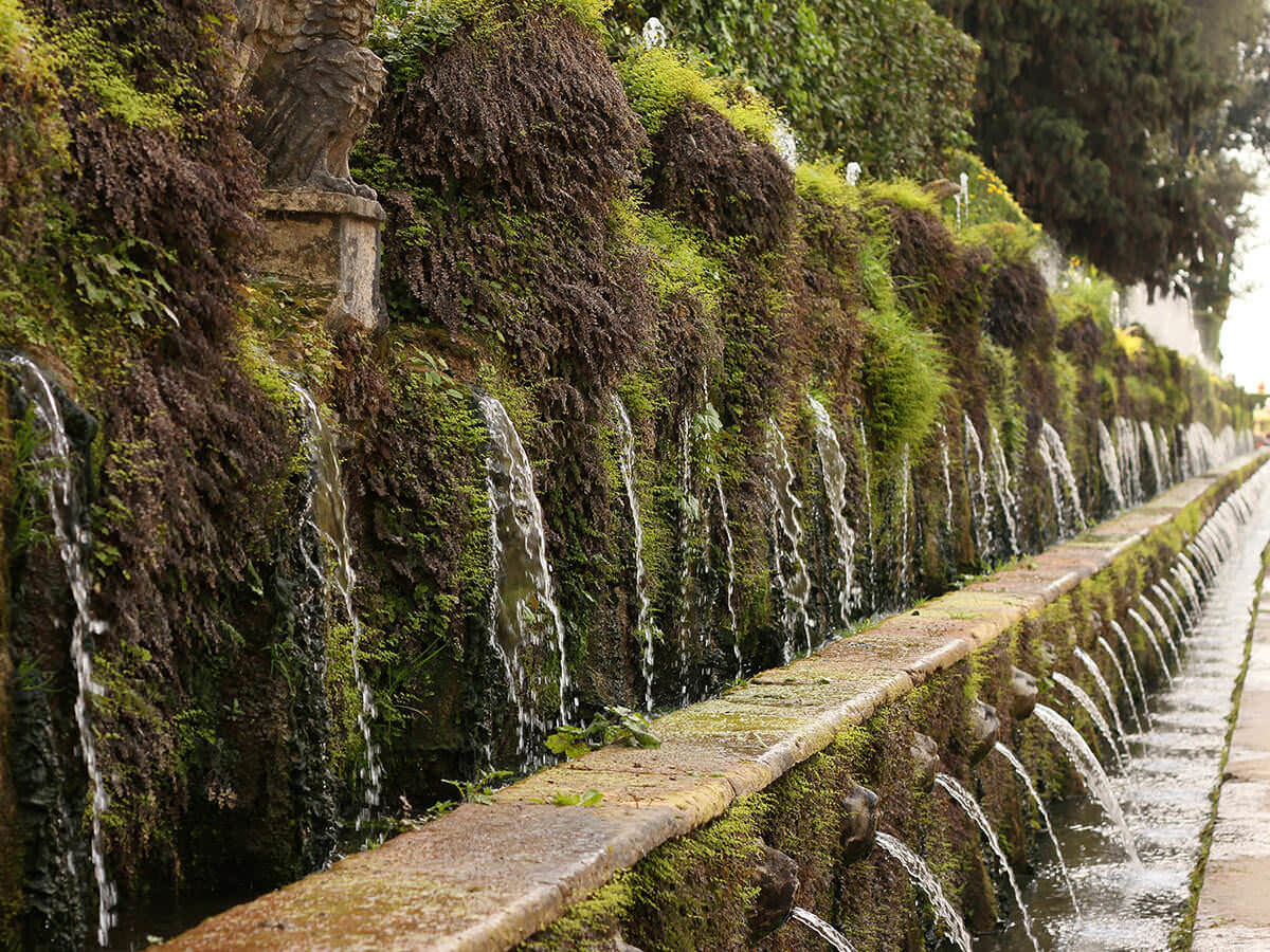 Villa d\'Este – a gardening work of art | Italy Rome Tour