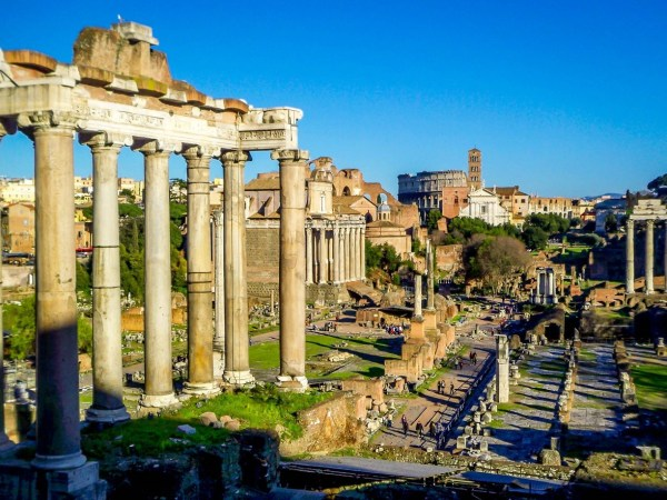 Italy Share Shore Excursions - Of Rome