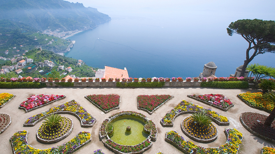 Italy Share Shore Excursions  Amalfi Ravello and Pompeii