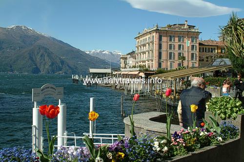Bellagio Lago di Como Guida vacanze Bellagio hotel Lago di Como turismo campeggi agriturismo