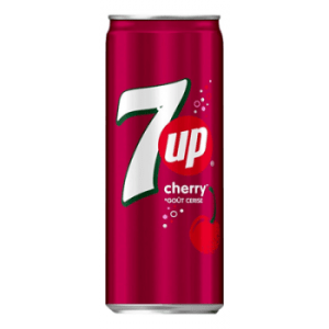 7up cherry 33cl