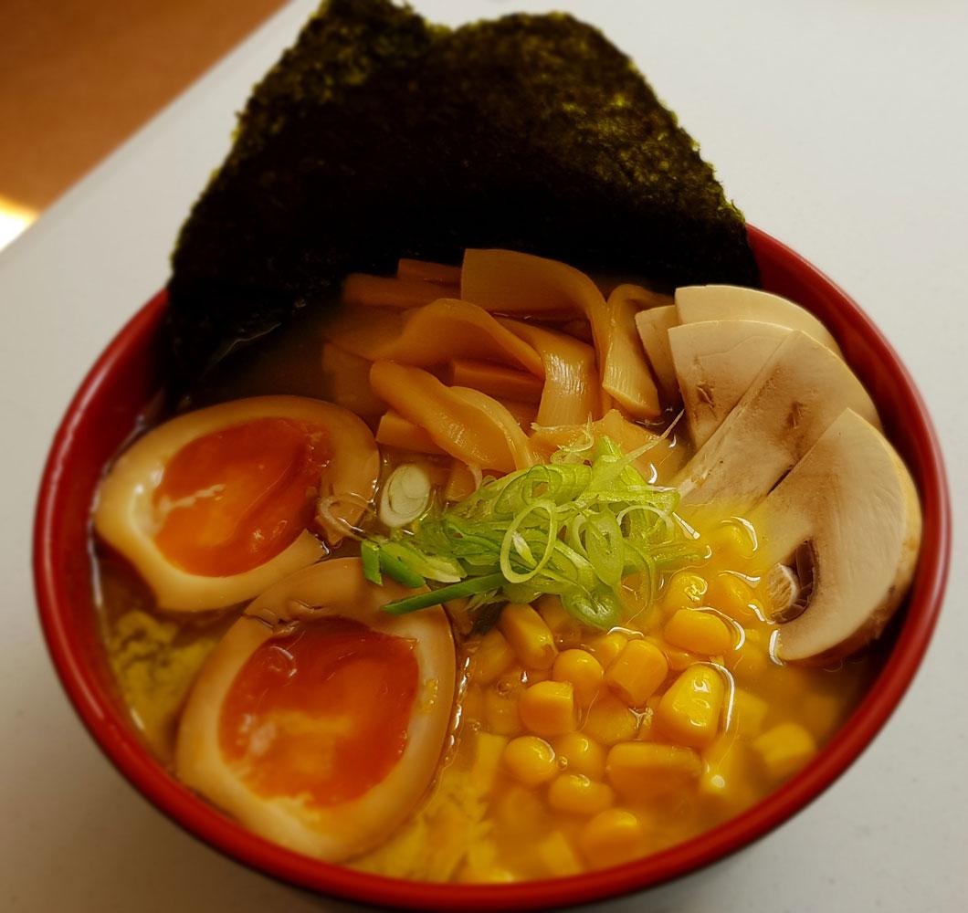 Ramen chez Itamae, restaurant japonais à Marseille