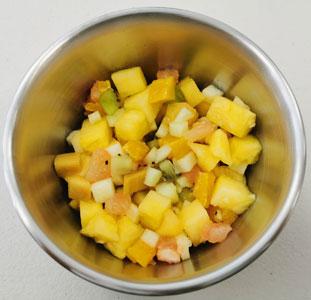 Salade de fruits - Dessert - Itamae